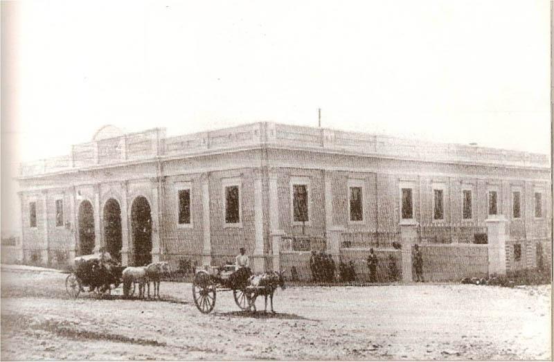 Estación Ferrocarril Belgrano