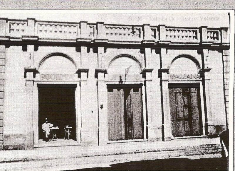 Teatro Yolanda